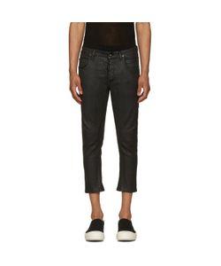 Rick Owens DRKSHDW   Cropped Detroit Jeans