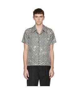 Marc Jacobs | Check Silk Pyjama Shirt