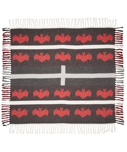 Undercover   And Bat Scarf