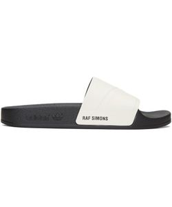 Raf Simons   Adidas Originals Edition Adilette Slide Sandals