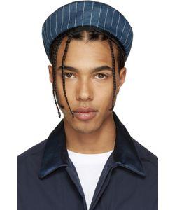 Umit Benan | Black Pinstripe Command Hat