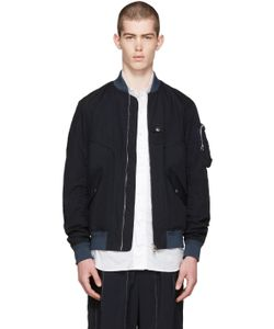Undecorated Man | Woven Flight Jacket