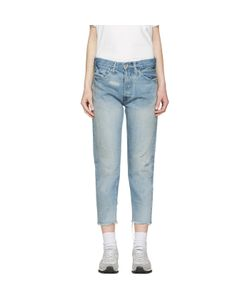 Chimala | Selvedge Narrow Tapered Jeans