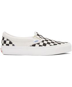 Vans   And Og Classic Lx Slip-On Sneakers