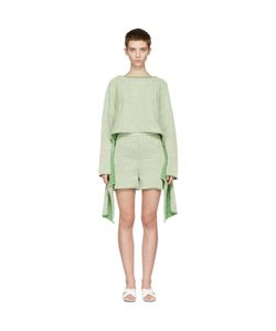 Eckhaus Latta | Tie Back Sweater