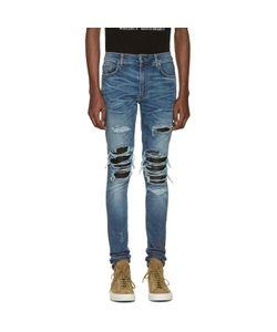 Amiri | Skinny Mx1 Patch Jeans