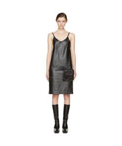 Alyx | Leather Apron Dress