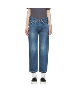 Chimala | Selvedge Used Ankle Cut Jeans