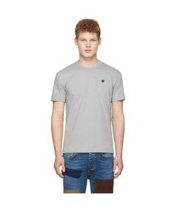 Comme Des Garçons Play   Small Heart T-Shirt
