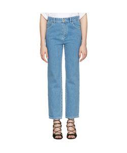 Chloé | Scalloped Jeans