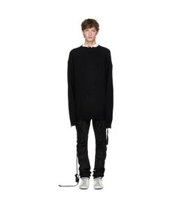 Unravel | Rib Cashmere Over Sweater