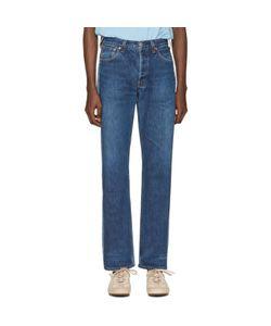 Bless | Colorblock Pleatfront Jeans
