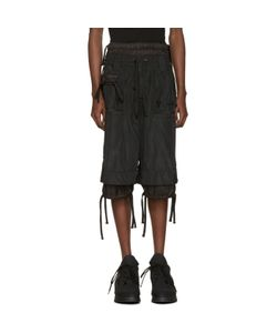 KTZ | Embroidered Shorts