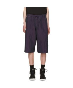 Stone Island Shadow Project | Iridescent Bermuda Shorts