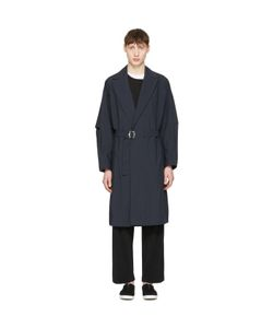 Undecorated Man | Detective Trench Coat