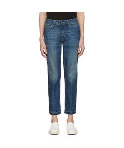 Stella McCartney | Cropped Frayed Jeans