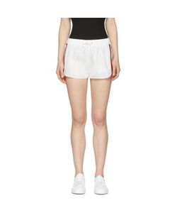 Moncler Gamme Rouge | Striped Web Shorts