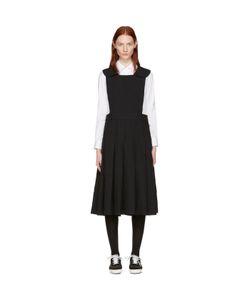 Comme Des Garçons Comme Des Garçons | Collared Pinafore Dress