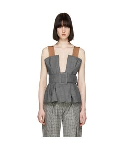Toga | Belted Bustier Top