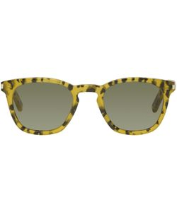 Saint Laurent | Leopard Sl 28 Sunglasses