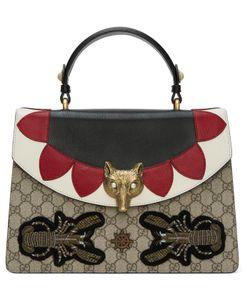 Gucci | Medium Gg Supreme Broche Bag
