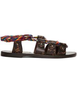 Valentino | Leather Santeria Sandals
