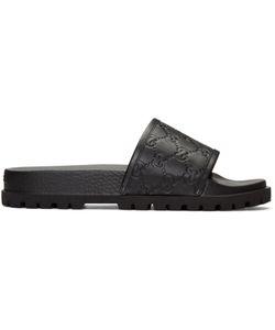 Gucci | Pursuit Trek Slide Sandals