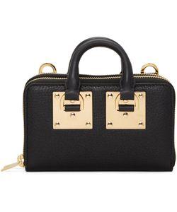 Sophie Hulme   Medium Albion Double Zip Wallet Bag
