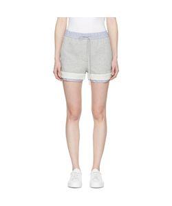 3.1 Phillip Lim   Poplin-Trimmed Shorts