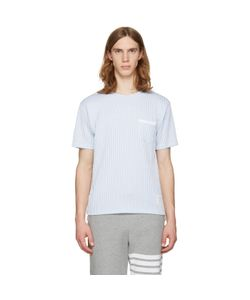 Thom Browne   Striped Pocket T-Shirt