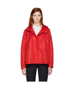Moncler Gamme Rouge | Hooded Faille Jacket