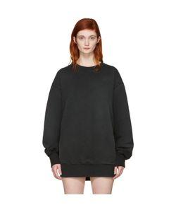 Yeezy | Boxy Crewneck Sweatshirt