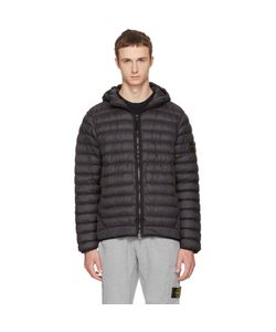 Stone Island | Lightweight Hooded Down Jacket