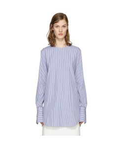 Studio Nicholson | Striped Dante Blouse