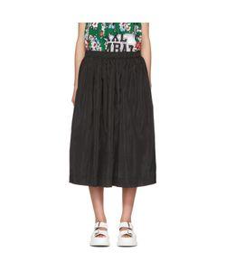 Ashley Williams | Gathered Nylon Skirt