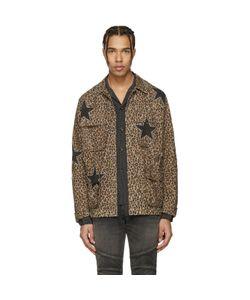 Amiri | Leopard Field Jacket