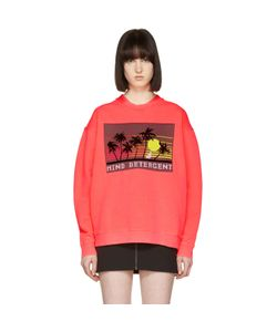 Alexander Wang | Oversized Patch Pullover