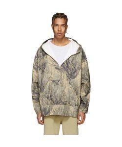Yeezy | Camo Pullover Jacket