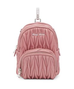 Miu Miu | Mini Matelassé Backpack