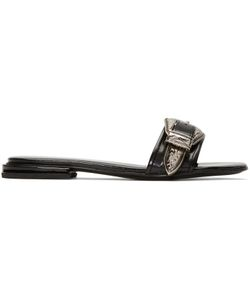 Toga Pulla | Buckle Slide Sandals