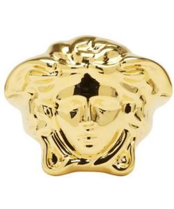 Versace | Large Medusa Ring