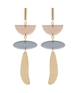 Isabel Marant   And Clear Earrings