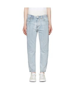 3.1 Phillip Lim | Light Wash Jeans