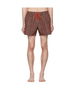Paul Smith | Strawberry Skull Swim Shorts