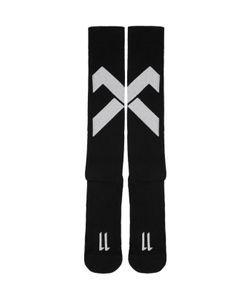 11 By Boris Bidjan Saberi | Classic Sport Cross Logo Socks