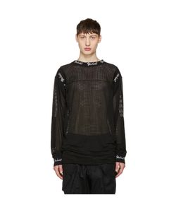 KTZ | Embroide Mesh Pullover