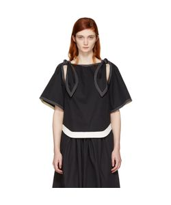 Chloé | Bow Sleeves Blouse