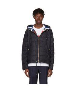 Moncler Gamme Bleu | Navy Down Jacket
