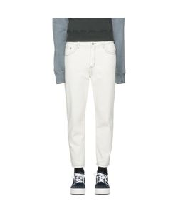 3.1 Phillip Lim | Tapered Cropped Jeans