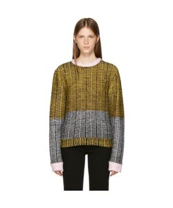 Eckhaus Latta | Wiggly Road Sweater